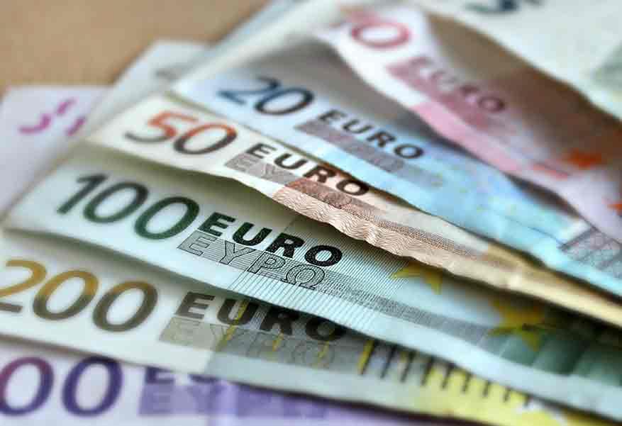 Geldscheine-Euro