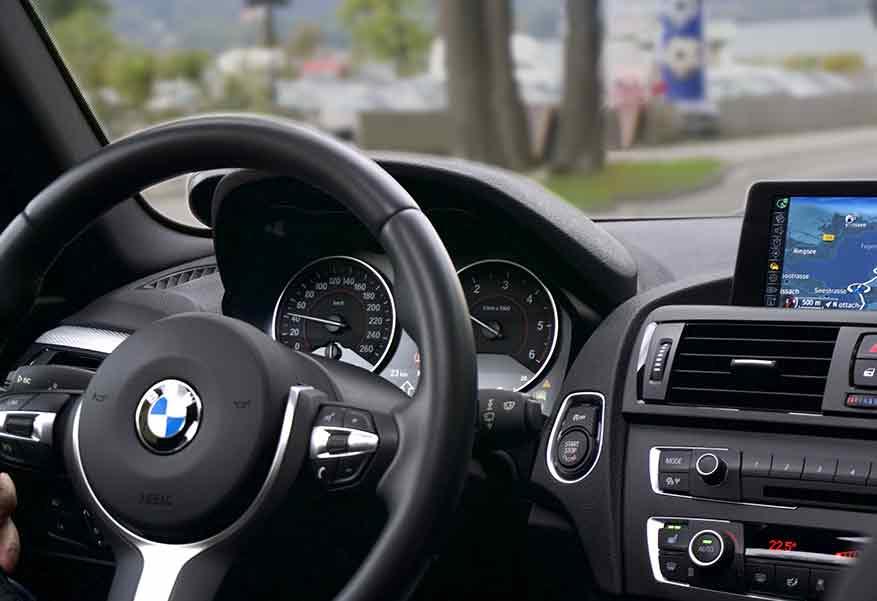 BMW versichern